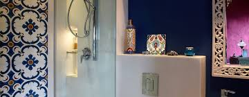 turkish delight bathroom by interface