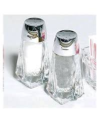 glass salt shaker glass salt shaker forest green glass salt pepper shakers