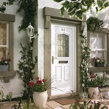 front door. PVCu Front Doors Door