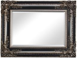 Image Swept Black And Silver Ornate Timber Frame Onegreatgift Picture Frame Ideas Black Ornate Picture Frame Picture Frame Ideas