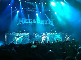 Megadeth Tickets Rad Tickets Heavy Metal Concerts