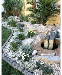 marvelous front yard landscaping ideas with rocks rock garden ideas for front yard rock gardens landscaping