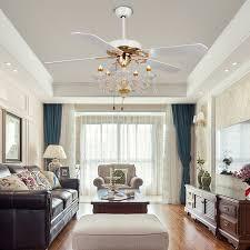 ceiling fan chandelier combo photo