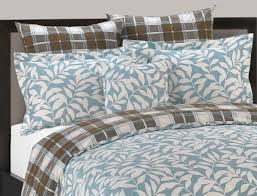 sweet costello group inc duvet covers bed bath beyond brown blue plaid euro sham cover leaves