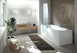 showers modern bath shower combo bathtub combination quirky contemporary positive 3