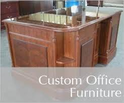 Image Simple Beautiful Custom Office Furniture Jasper Desk Custom Office Furniture Jasper Desk