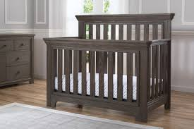 rustic crib furniture. serta langley 4 in 1 convertible crib rustic grey furniture