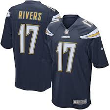 Rivers Philip Jersey all Cave Colors — Chargers