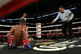 whicker andre ward knows the dangers of boxing s ring of fire daily news