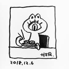 絵日記20181206 お寿司のワサビを克服したよher Designer