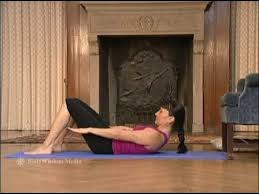 inflexible people. from bodywisdom\u0027s pilates for inflexible people (full video had over 10 routines) - basic routine i