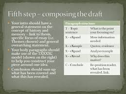module c representation and text elective history and memory  your intro should have a general statement on the concept of history and memory link