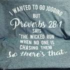 Image result for meme about running bible