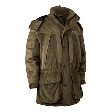 Deerhunter Jacket Size Chart Deerhunter Rusky Silent Jacket Long