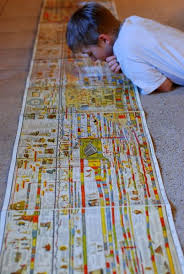 Fold Out Timeline This Has Been On My Wish List For A While