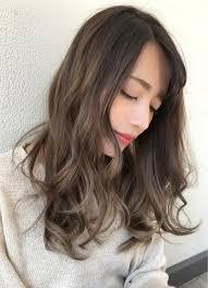 2018春夏流行のヘアカラー今年トレンドの髪色と人気髪型カタログ In 髪