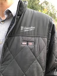 Milwaukee Heated Jacket Light Colors Milwaukee Heated Jacket The Axis Of Thermal Home Fixated