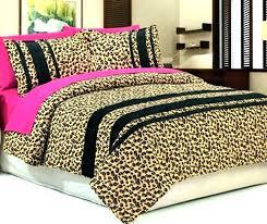 leopard print comforter set zebra animal sets twin bed large size of bedding for awesome comfort animal print bedding