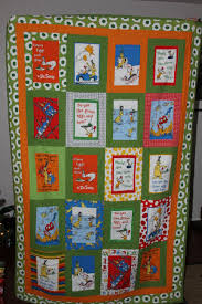 Dr Seuss | Under the Texan Sun & Green Eggs & Ham Quilt, Completed Adamdwight.com