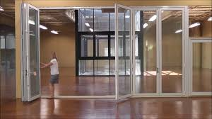 folding glass walls. Folding Glass Walls By Solar Innovations Inc Youtube For