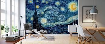 Vincent Van Gogh Starry Night Fotobehang Voor Iedere Ruimte
