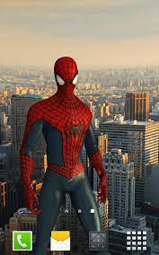 3d Spider Man Wallpaper posted by Zoey ...