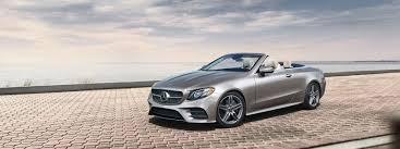 E-Class Cabriolet | Mercedes-Benz