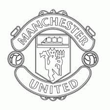 Kleurplaten Voetbal Logo Nvnpr