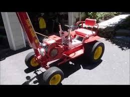 bush hog v4 7 tractor rare