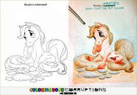 coloring book corruption future glue