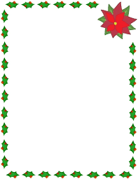 christmas clipart borders frames and clip art 791 1024 holiday
