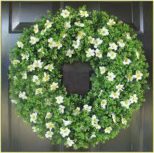 front door wreaths for summerSummer Wreaths For Front Door  Home Design Ideas