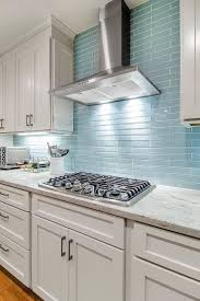 kitchen glass tile backsplash kitchen ideas pictures and stylish intended for size 736 x 1104
