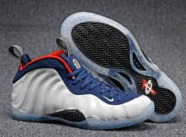 nike basketball shoes. mens nike air foamposite one olympic usa obsidian red white metallic gold basketball team shoes 575420 400