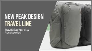 Kickstarter Peak Design Bag Peak Designs Travel Line Of Bags And Accessories