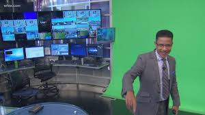 Meteorologist Greg Fields caught dancing, again | wfaa.com