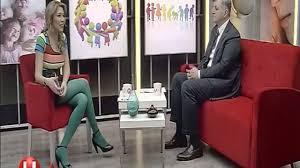 Sibel Arna Beautiful Turkish Tv Presenter 15.03.2013 - YouTube