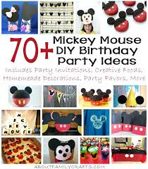 diy birthday ideas mickey mouse birthday party ideas diy birthday gift ideas for dad from daughter