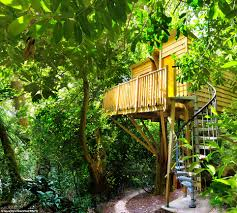 Unusual Places To Stay With Hot TubTreehouse Lake District