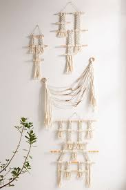 Macrame Wall Hanging Wall Hangings With Modern Style