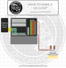 how to wire lights switches in a diy