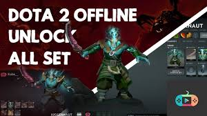 dota 2 offline unlock arcana juggernout youtube