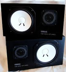 yamaha ns10. yamaha ns10 passive speakers (pair) ns10