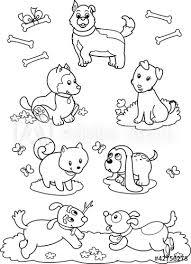 Sette Cani Carini Da Colorare Per Bambini Kaufen Sie Diese