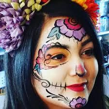 sugar skull san antonio tx dia de los muertos catrina make up
