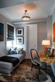 home office room design. Cool Daybed From ABC Carpet Transforms The Home Office Into A Space-conscious Guest Room Design F