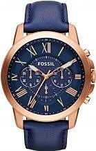 """fossil watches men s ladies fossil watch shop comâ""""¢ mens fossil grant chronograph watch fs4835"""