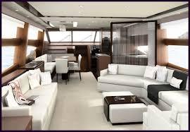 yacht inside look