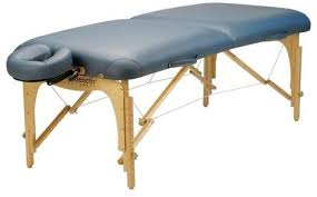 table massage. inner strength e2 professional massage table package b