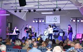 Ozark Civic Center Seating Chart The Lockhouse Orchestra Rocked Salem Civic Center Last